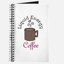 Liquid Energy Journal