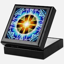Mandala Hinged Storage Box