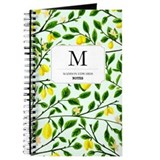 Lemon Journals & Spiral Notebooks