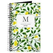 Lemon Tree Print Journal