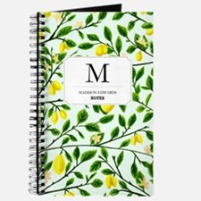 Lemon Tree Print Journal