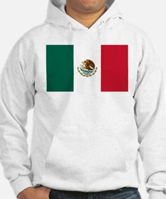 Mexican Flag Hoodie