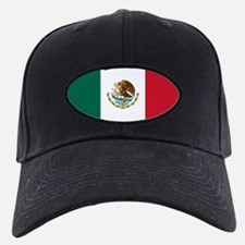 Mexican Flag Baseball Hat