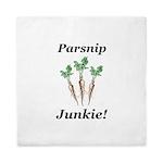 Parsnip Junkie Queen Duvet