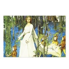 The Fairy Woods Postcards (Package of 8)