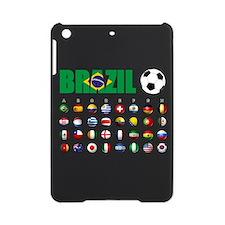 Brazil Soccer 2014 iPad Mini Case