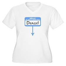 Pregnant: Denzel T-Shirt