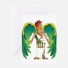St. Raphael Greeting Card