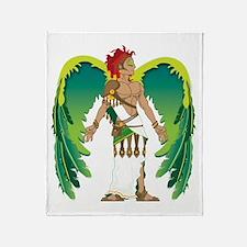 St. Raphael Throw Blanket