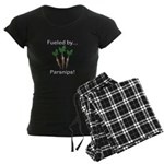 Fueled by Parsnips Women's Dark Pajamas