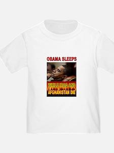 ASLEEP AGAIN T-Shirt