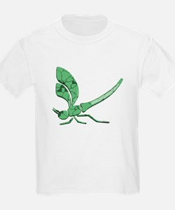 Glass Dragonfly T-Shirt