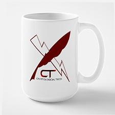 CT (Cryptologic Tech) Large Mug