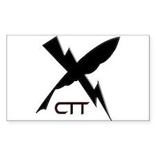CT (Cryptologic Tech) Rectangle Decal