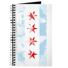 Chicago Flag Al Capone Journal