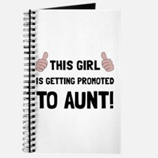 Promoted To Aunt Journal