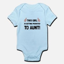 Promoted To Aunt Body Suit