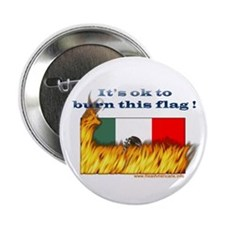 Burn This Flag Button