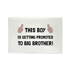 Promoted To Big Brother Magnets