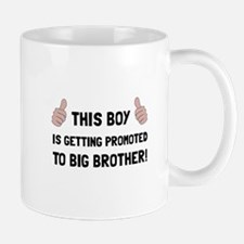 Promoted To Big Brother Mugs