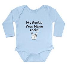 My Auntie Rocks (Custom) Body Suit