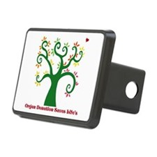Organ Donation Tree Hitch Cover