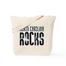 North Carolina Rocks Tote Bag
