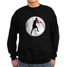 Boxer Moon Sweatshirt