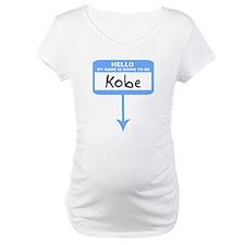 Pregnant: Kobe Shirt