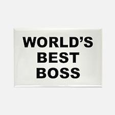 Worlds Best Boss Magnets