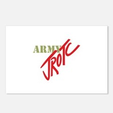 Army JROTC Postcards (Package of 8)