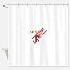 Army JROTC Shower Curtain