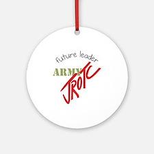 Future Leader Ornament (Round)