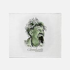 GhoulardiRemembered.jpg Throw Blanket