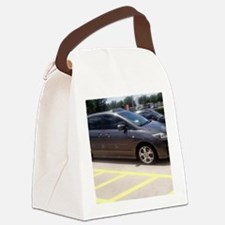 Minivan Canvas Lunch Bag