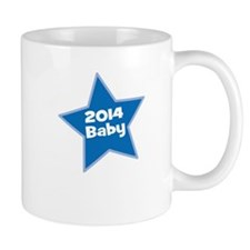 2014 Baby Blue Star Mugs
