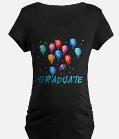 Graduation Balloons T-Shirt
