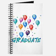 Graduation Balloons Journal
