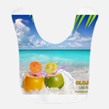Summertime Beach Bib