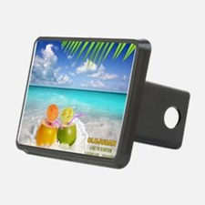 Summertime Beach Hitch Cover