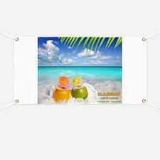 Summertime Beach Banner