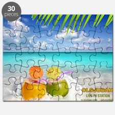 Summertime Beach Puzzle