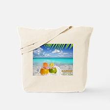 Summertime Beach Tote Bag