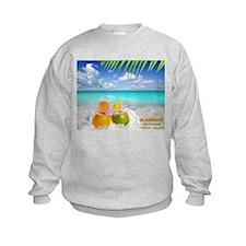 Summertime Beach Sweatshirt