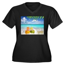 Summertime Beach Plus Size T-Shirt
