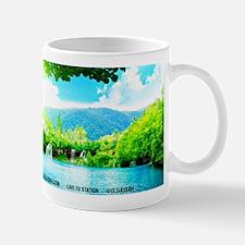 Waterfalls River Mugs