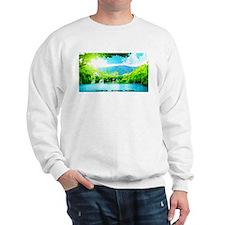 Waterfalls River Sweatshirt