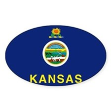 kansas_3x5 Decal