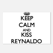 Keep Calm and Kiss Reynaldo Postcards (Package of