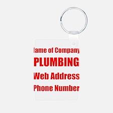 Plumbing Keychains